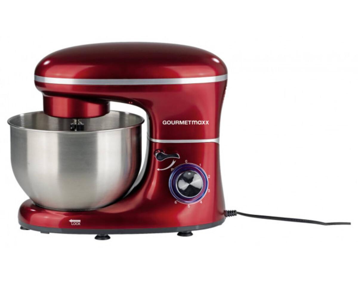 Bild 1 von GOURMETmaxx Küchenmaschine  3440