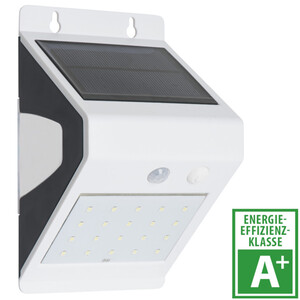 LED Wandleuchte 3,2 W solarbetrieben