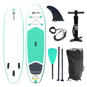 Stand Up Paddleset Explorer® Miami 300 mint