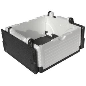Flip Box classic klappbar aus expandiertem Polypropylen