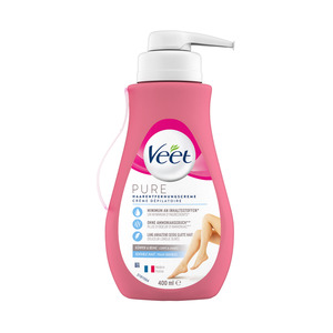 Veet Haarentfernungscreme Körper & Beine Sensible Haut