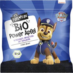 "Pure&Fun Bio PAW Patrol Power Äpfel ""Chase"""