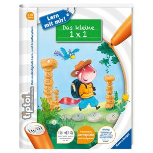 tiptoi®  Lese-Lausch-Abenteuer/Lern-Spiel-Abenteuer