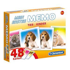 Clementoni Memo oder Kinder-Puzzle