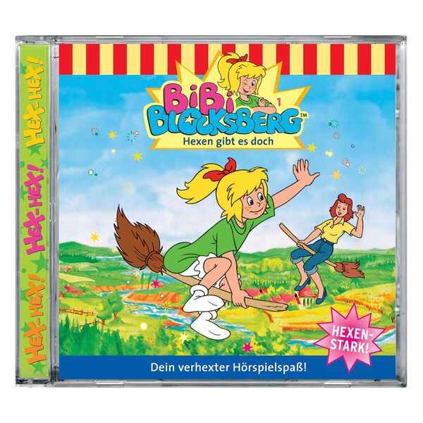 KIDDINX CD-Hörspiel für Kinder