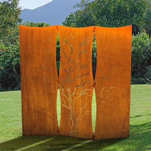 Sichtschutz Treeflow
