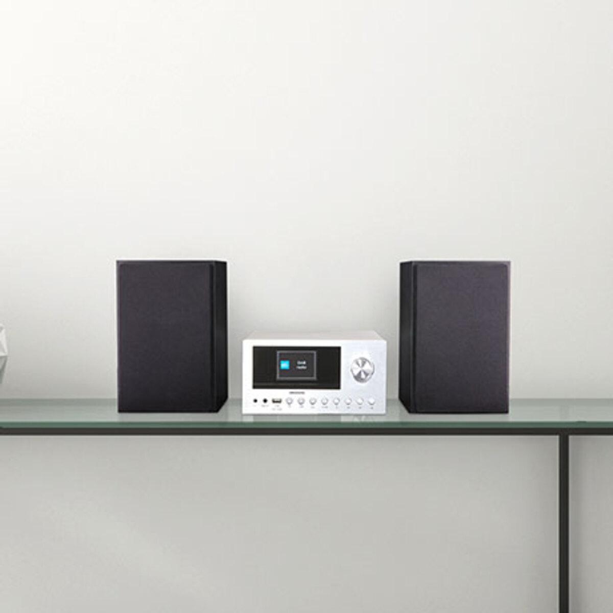 Bild 1 von P85003 Internet/DAB+ Mikro Audio System