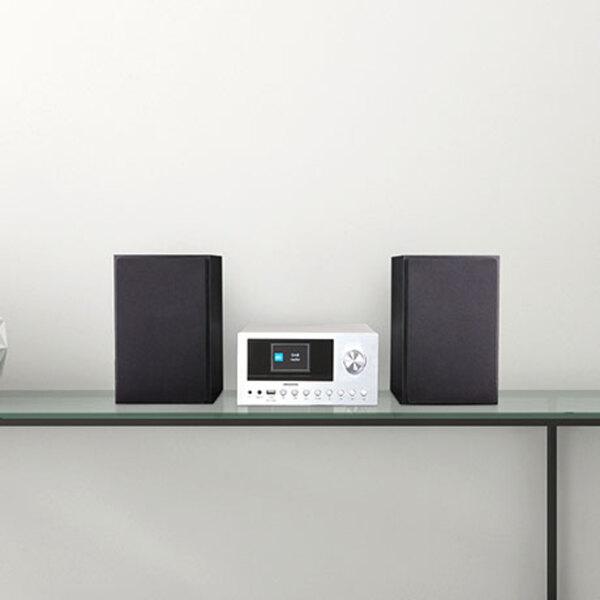 P85003 Internet/DAB+ Mikro Audio System