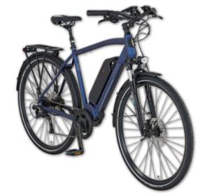 "PROPHETE ENTDECKER Trekking-Herren-E-Bike 28"""