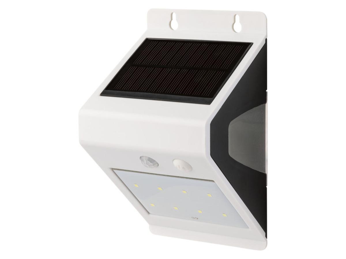 Bild 2 von Livarno Home Solarleuchte LED, 2er Set, mit Bewegungsmelder