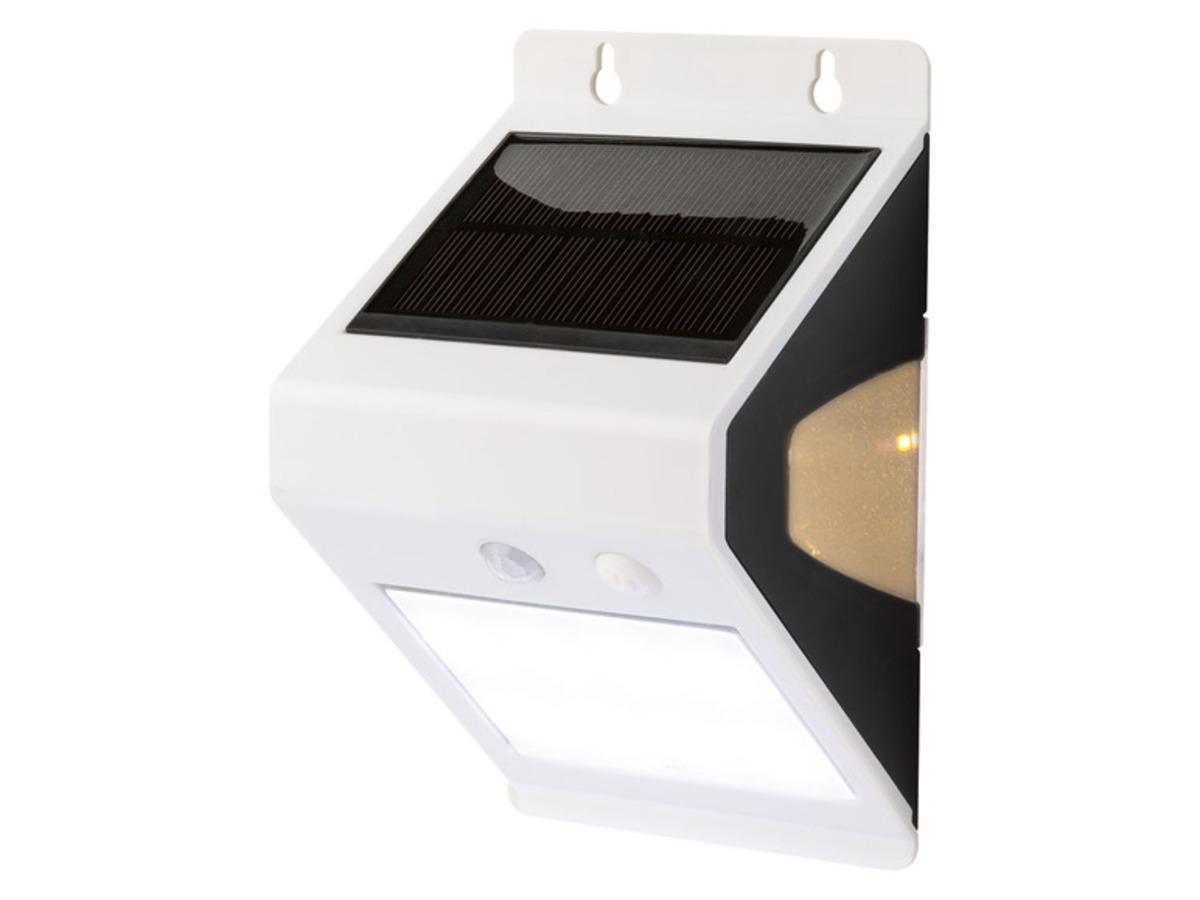 Bild 3 von Livarno Home Solarleuchte LED, 2er Set, mit Bewegungsmelder