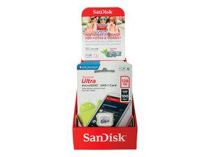 SanDisk SanDisk Ultra® microSDXC™ UHS-I Speicherkarte