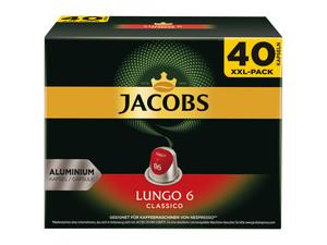 Jacobs Kaffee-Kapseln Lungo 6 Classico