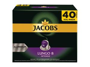 Jacobs Kaffee-Kapseln Lungo 8 Intenso