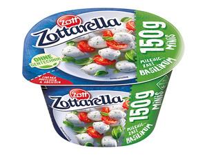 Zott Zottarella Minis Basilikum