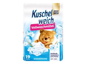 Kuschelweich Waschmittel Pulver 20 Wäschen