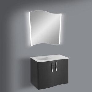 "Valblue              Set Waschplatz ""Funny"", inkl. LED-Beleuchtung"