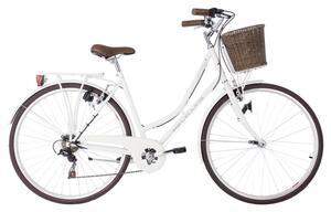 Citybike Stowage Weiß 28 Zoll RH 51cm