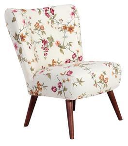 Max Winzer Neele Sessel - Farbe: weiß - Maße: 69 cm x 68 cm x 80 cm; 2693-1100-2041150-F07