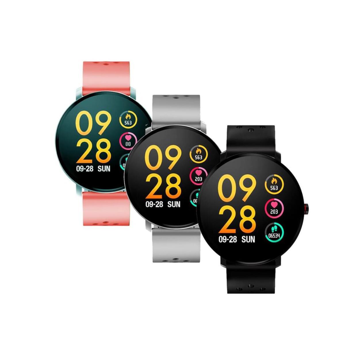 Bild 1 von Denver Smartwatch SW-171, Bluetooth, Touchscreen, Farbe: Rose