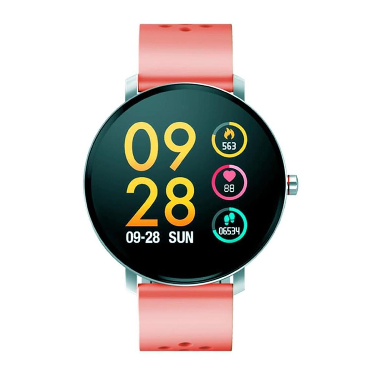 Bild 2 von Denver Smartwatch SW-171, Bluetooth, Touchscreen, Farbe: Rose