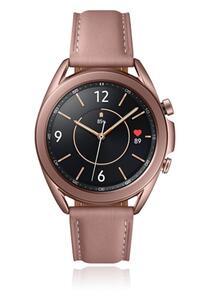 Samsung R850 Galaxy Watch3 Smartwatch 41mm Mystic Bronze Fitnesstracker Analyse