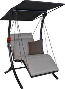 Angerer Hollywoodschaukel 1-Sitzer Swing Smart sand