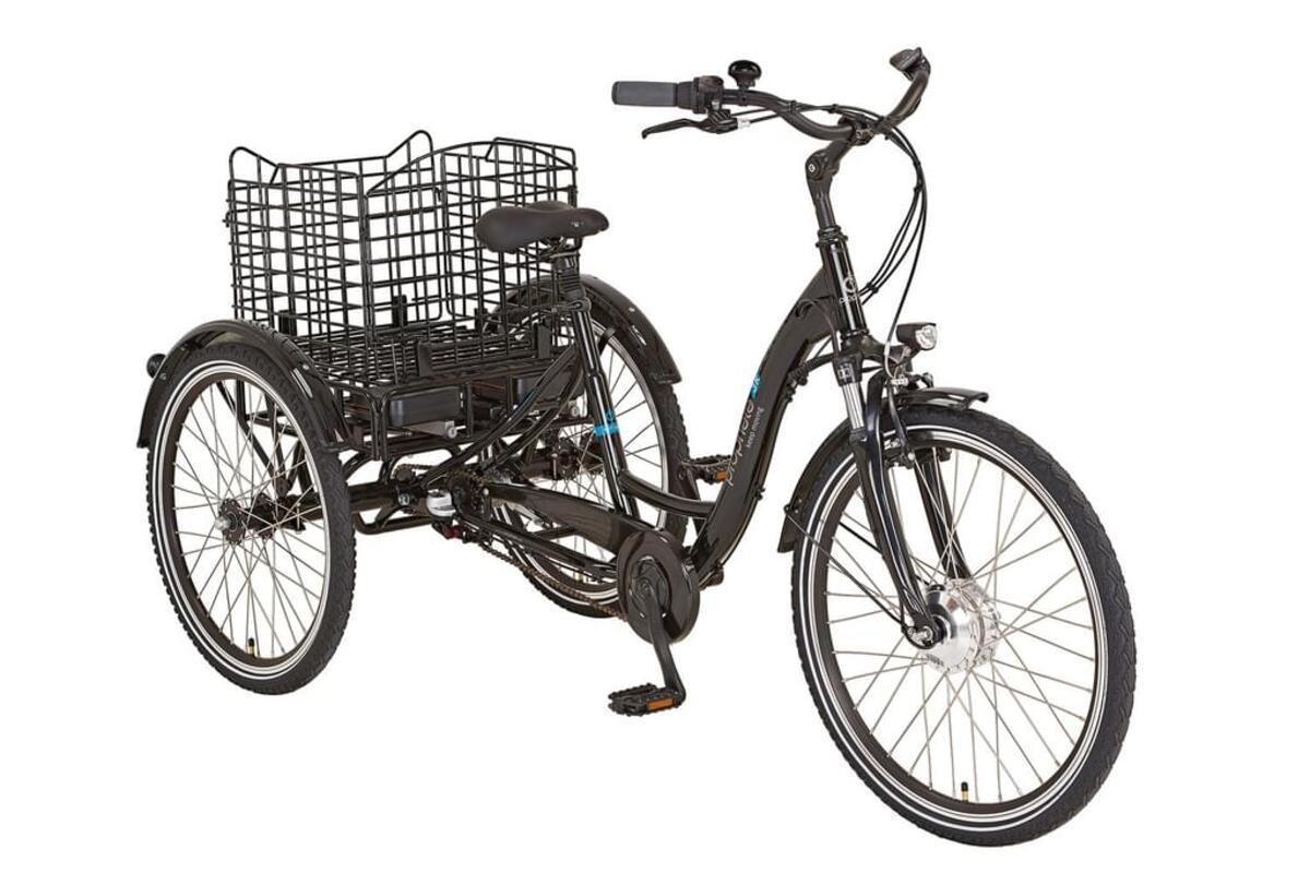 """Bild 2 von PROPHETE CARGO 3R 20.ESL.10 E-Bike 24""""/26"""" BLAUPUNKT VR-Motor"""