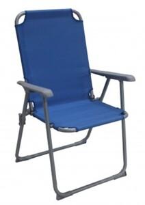 TrendLine Campingstuhl ,  blau
