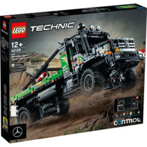 LEGO® Technic 42129 4x4 Mercedes-Benz Zetros Offroad-
