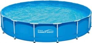 Summer Waves Rundpool Active Frame Ø 457 x 84 cm, blau