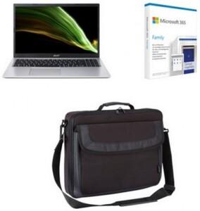 Acer Notebook Aspire 3 inkl. Microsoft 365 und Tasche ,  39,62cm (15 Zoll), i5-1135G7, 8 GB Arbeitsspeicher, 1 TB SSD