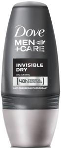 Dove Men + Care Deodorant Roll-On Invisible Dry 50 ml