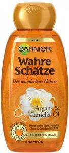 Garnier Wahre Schätze Pflegendes Öl-Shampoo 250 ml