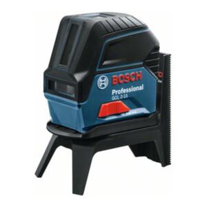 Bosch Kombilaser GCL 2-15 mit Handwerkerkoffer