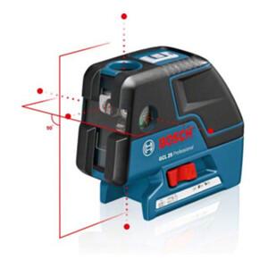 Bosch Kombilaser GCL 25 mit Schutztasche