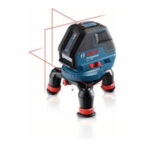 Bosch Linienlaser GLL 3-50 mit Laser-Empfänger LR2 Universalhalterung BM1 L-BOXX