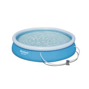Bestway Schwimmbecken 366/76 cm blau  613-57274  Kunststoff