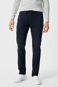 C&A Slim Jeans-Flex-Bio-Baumwolle, Blau, Größe: W28 L32