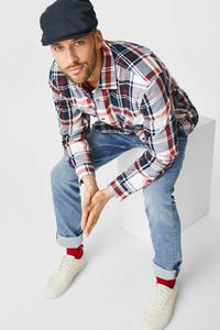 C&A Slim Jeans-Jog Denim-wassersparend produziert, Blau, Größe: W28 L32