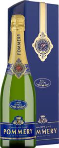 Champagner Pommery Brut Royal in Gp Schmuck   - Schaumwein, Frankreich, trocken, 0,75l