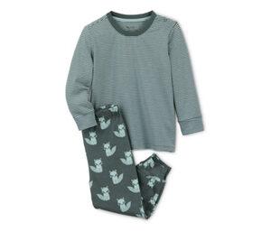 Baumwoll-Pyjama