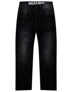 Jungen Slim Fit Jogg  Jeans im Stone Washed Look