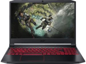 ACER Nitro 5 (AN515-44-R5N0) Rote Tastaturbeleuchtung, Gaming Notebook mit 15,6 Zoll Display, Ryzen Prozessor, 8 GB RAM, 512 SSD, GeForce GTX 1650, Schwarz/Rot