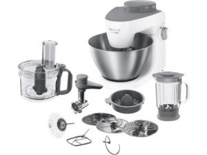 KENWOOD MultiOne KHH323 WH Küchenmaschine Weiß (Rührschüsselkapazität: 4,3 Liter, 1000 Watt)