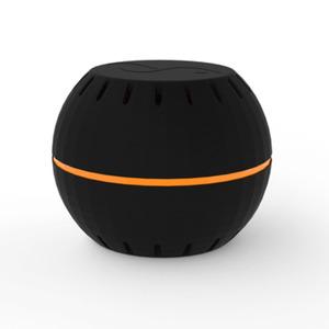 Shelly H&T schwarz - Temperatur- und Luftfeuchtigkeitssensor