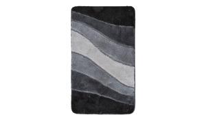 MEUSCH Badteppich  Ocean - grau - 100% Polyacryl - 70 cm