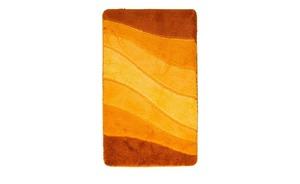 MEUSCH Badteppich  Ocean - orange - 100% Polyacryl - 60 cm