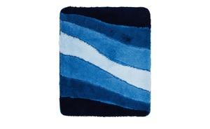 MEUSCH Badteppich  Ocean - blau - 100% Polyacryl - 55 cm