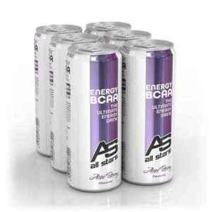 All Stars Energy BCAA Drink Tropical Blast (24x330ml) 7920ml inkl. Flaschenpfand